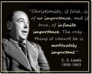 cslewis apologetics course